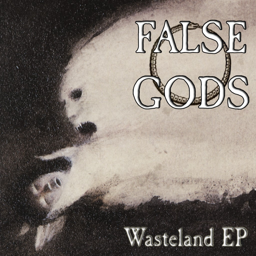 Wasteland EP Front mockup