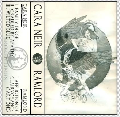 EP Review: CARA NEIR/RAMLORD Split