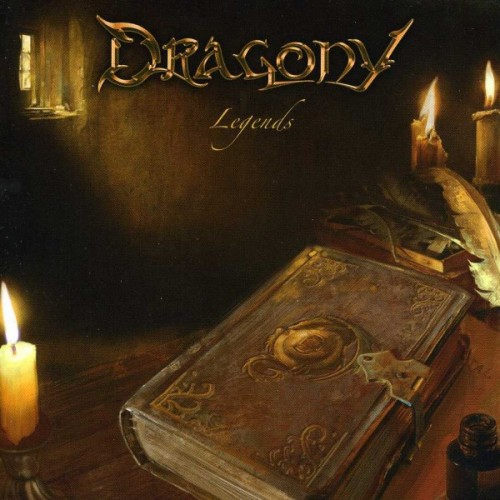 Album Review: DRAGONY Legends