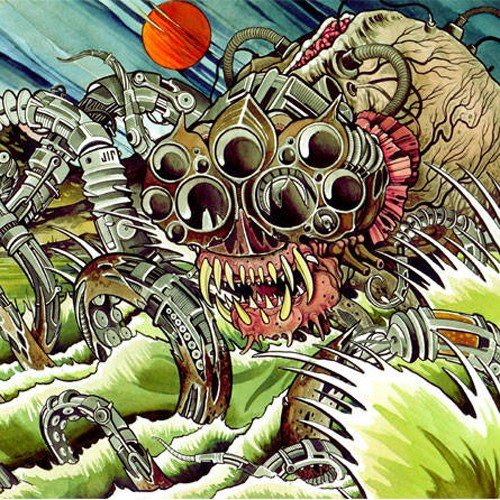 Album Review: BEHOLD THE ARCTOPUS Horrorscension