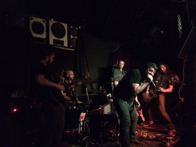 It's A Psychedelic Stoner Metal Freak Out  With Brooklyn's Family!