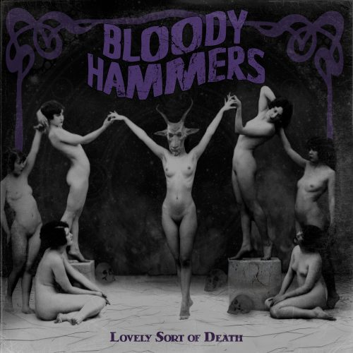 Full Metal Hipster #56 - A Lovely Sort of Chat with Anders Manga of BLOODY HAMMERS